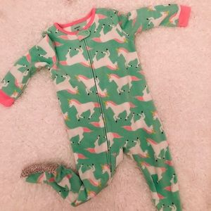 Carter's Unicorn Pj's